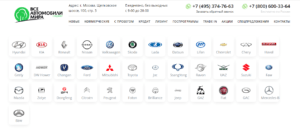 Все автомобили мира отзывы